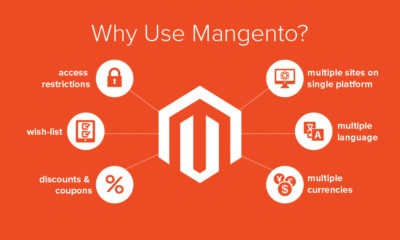 why magento should be used?