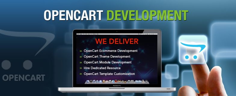 Skilled opencart development company